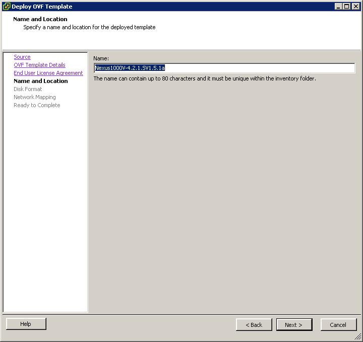 How-to : Running Cisco Nexus 1000 as virtual machine on vSphere ...