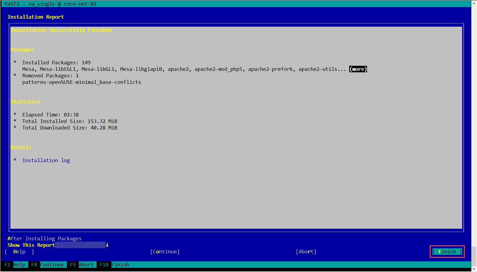 bareos ubuntu install